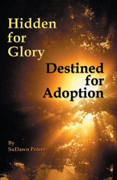 Hidden for Glory, Destined for Adoption – by SuDawn Peters